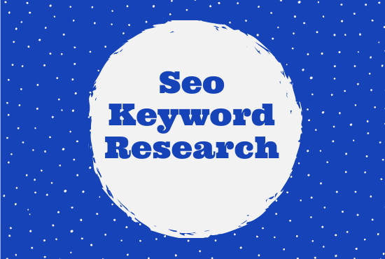 I will do killer SEO keyword research to increase sales and fast website ranking
