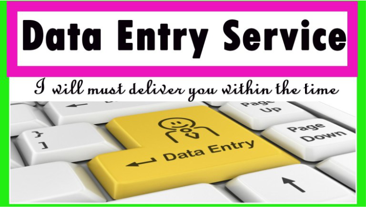 I will do fastest data entry, copypaste and data collection