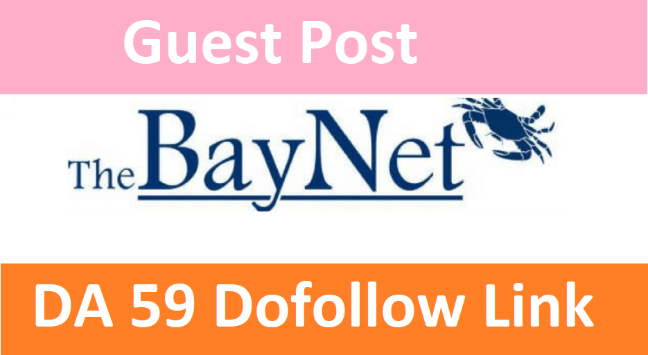 Write & Publish Guest post on Thebaynet DA59