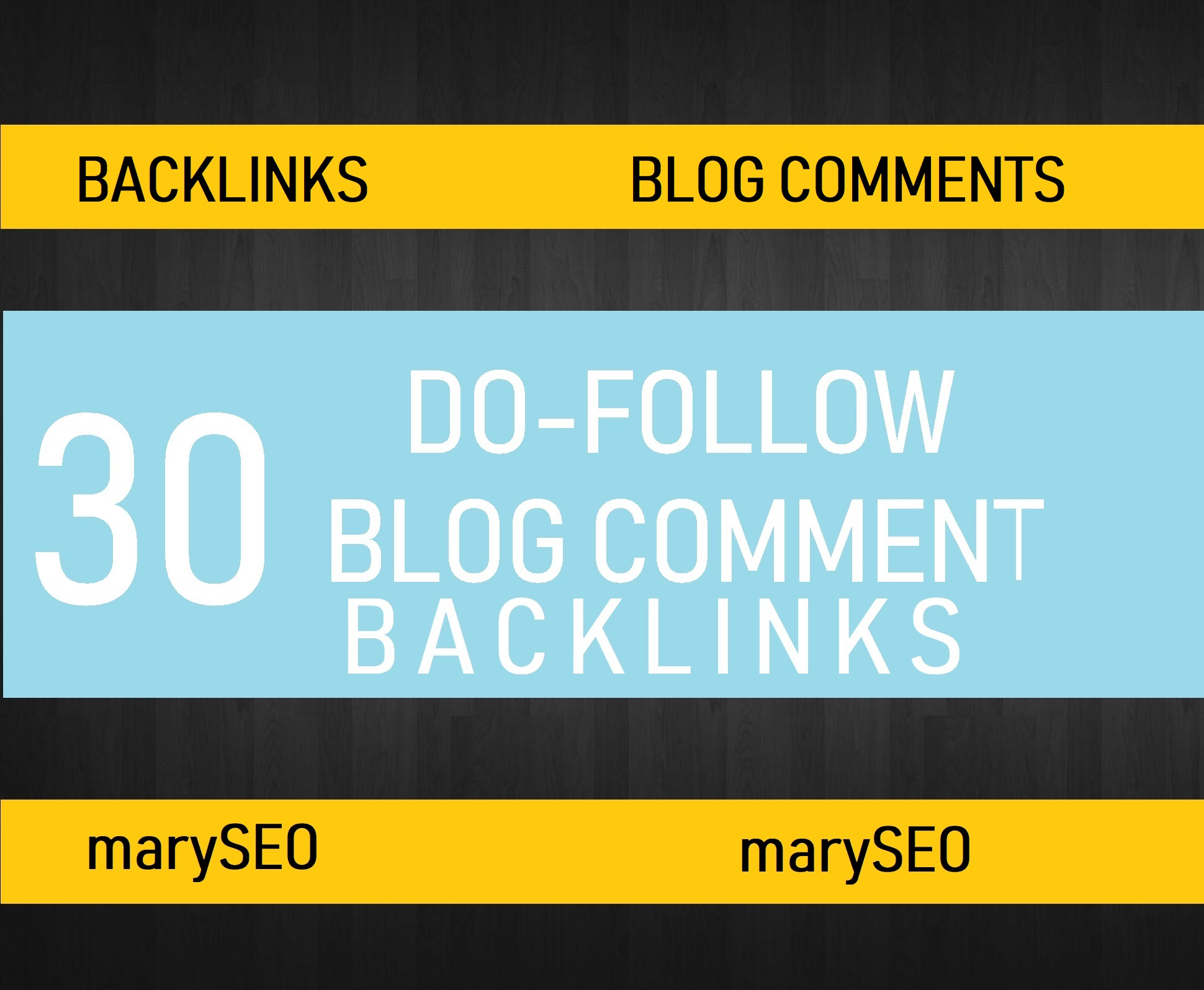 create 30 manual dofollow backlinks with high DAPA