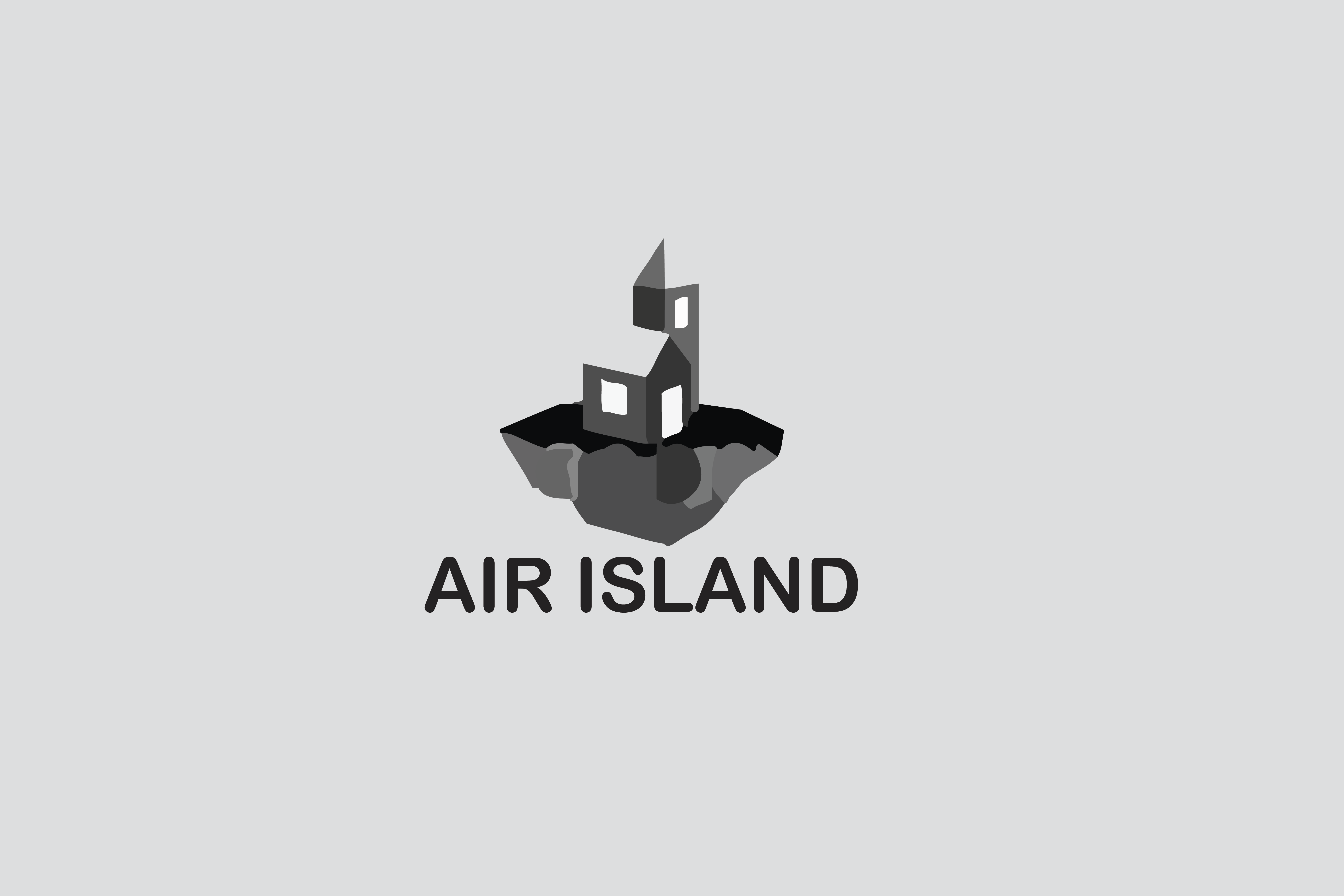 I will design 2 modern flat minimalist logo for you