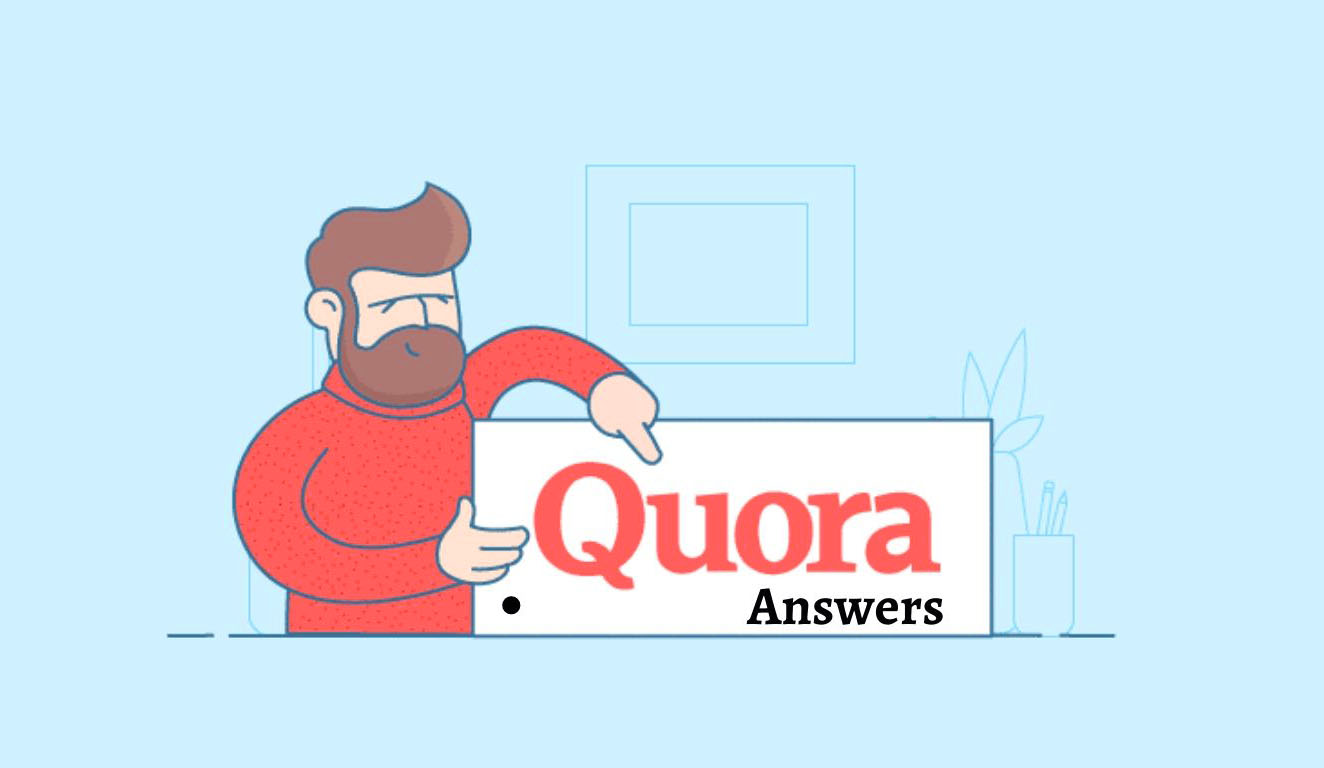 Submit your website 3 high quality quora answers with your keyword & URL