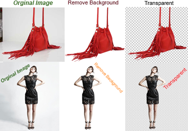 I will do easily 50+ image background remove