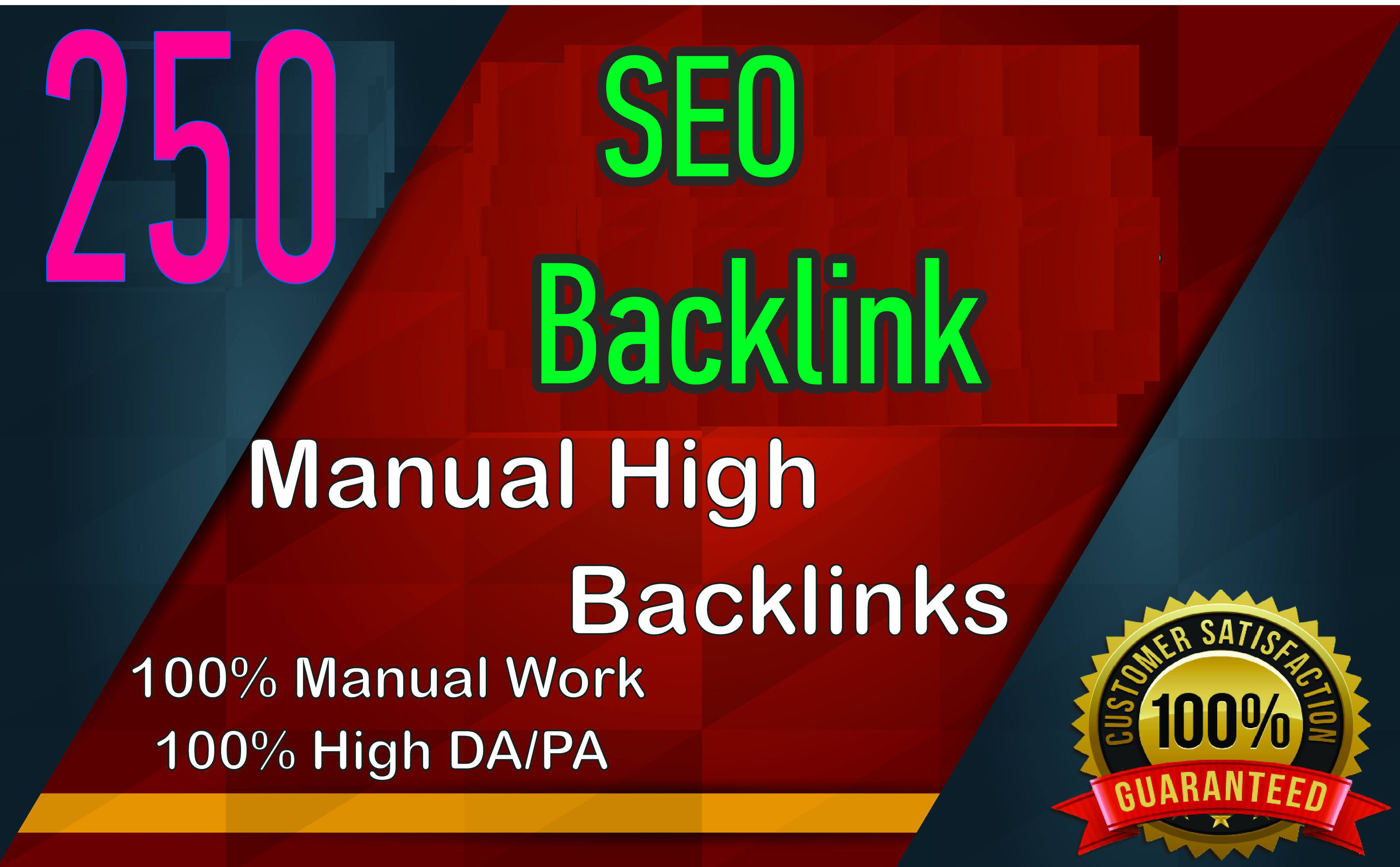 Build 250+ Backlink PA 40+ DA 40+ PA DOFOLLOW and Homepage pbn with 250+ unique websile link