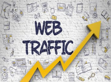 Drive real organic web traffic to your website/blog to boast your Google and Alexa ranking to