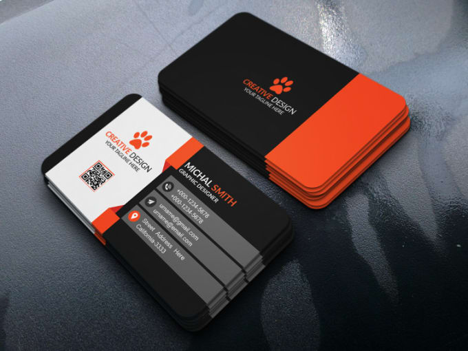 I will do an awesome professional business card