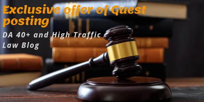 Guest Post on the top notch LAW Blog