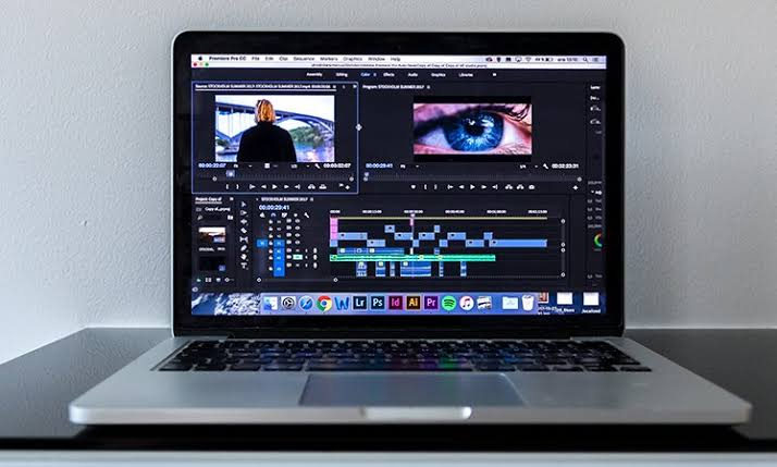 Professionally editing any video and motion graphics
