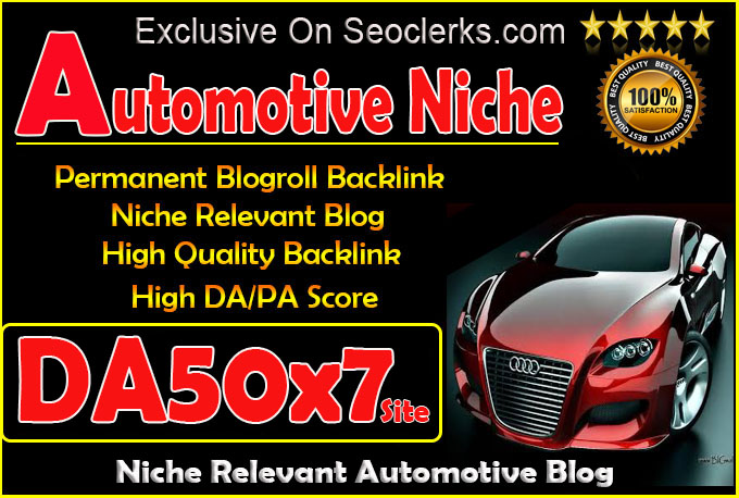 give link da50x7 site Automotive blogroll permanent