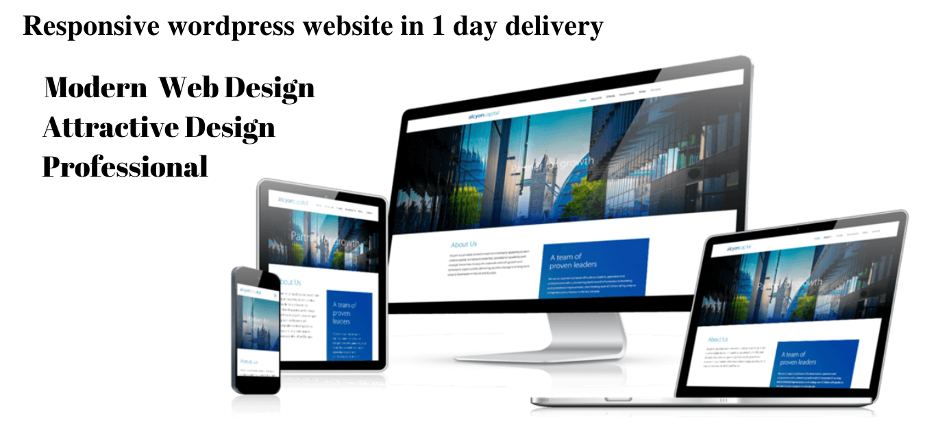 i will design e-commerce website for you