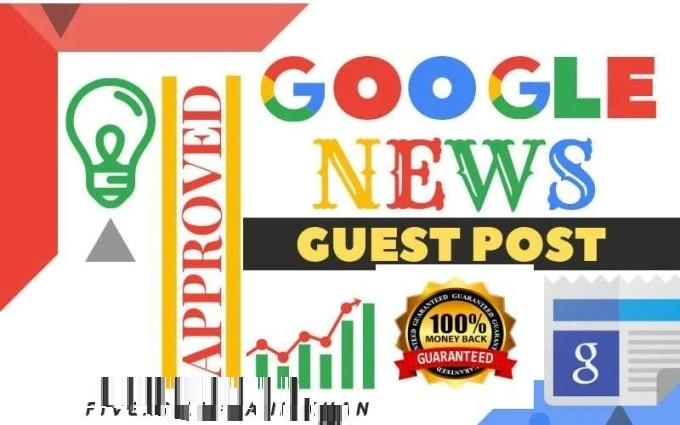I will publish dofollow guest post on dr 55+ google news approved website