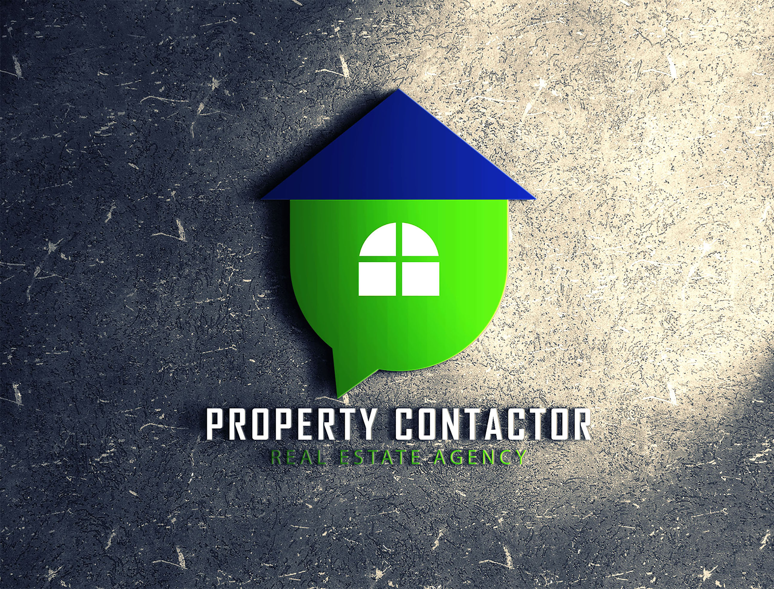 Do 2 real estate logo design,construction,property,agency,home based logo design