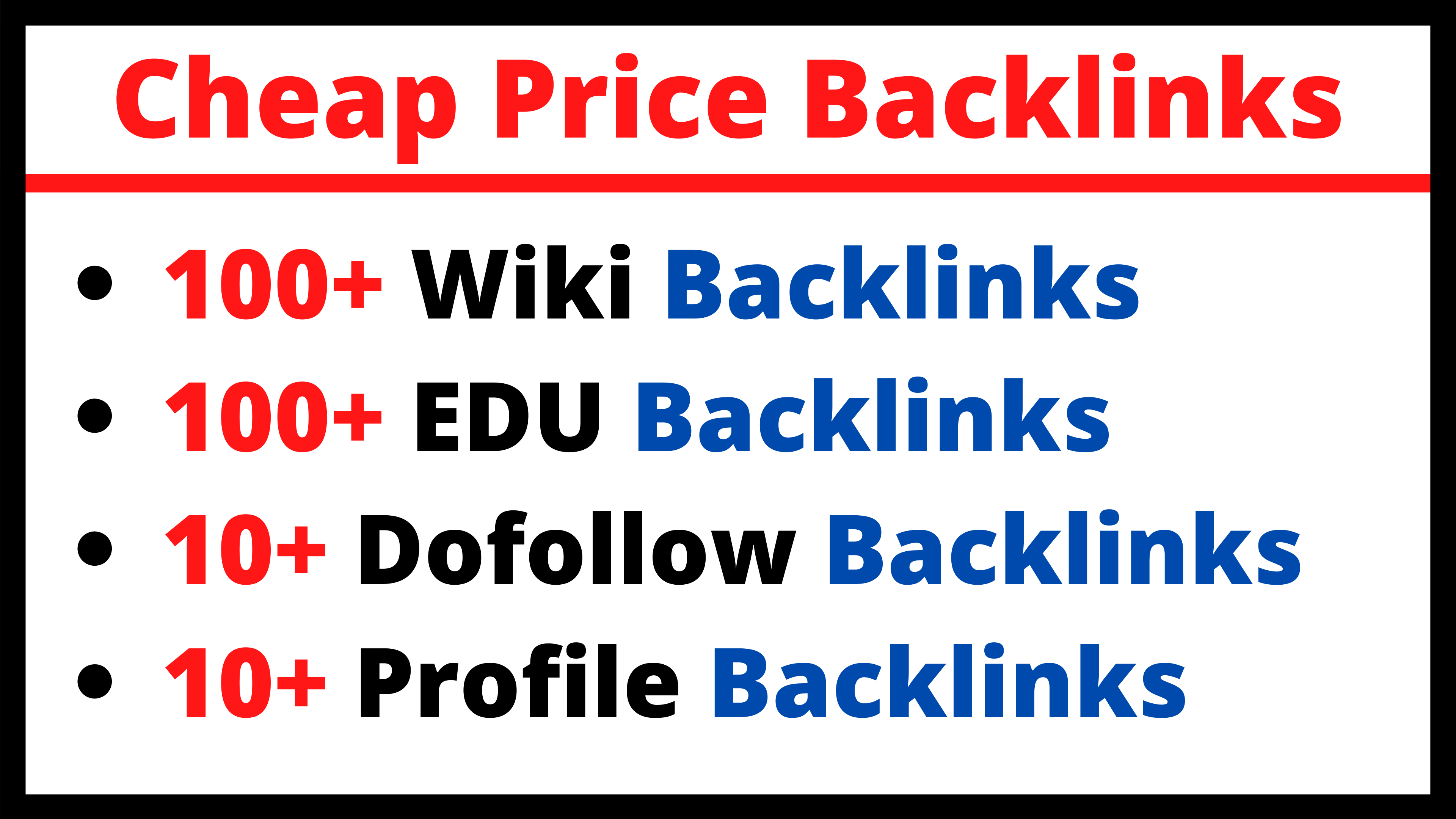 Cheap price Backlinks Best Service On SEOCLERK Limited Time Offer