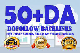 I will provide 300 unique links dofollow manually high backlink DA 50+ low spam score