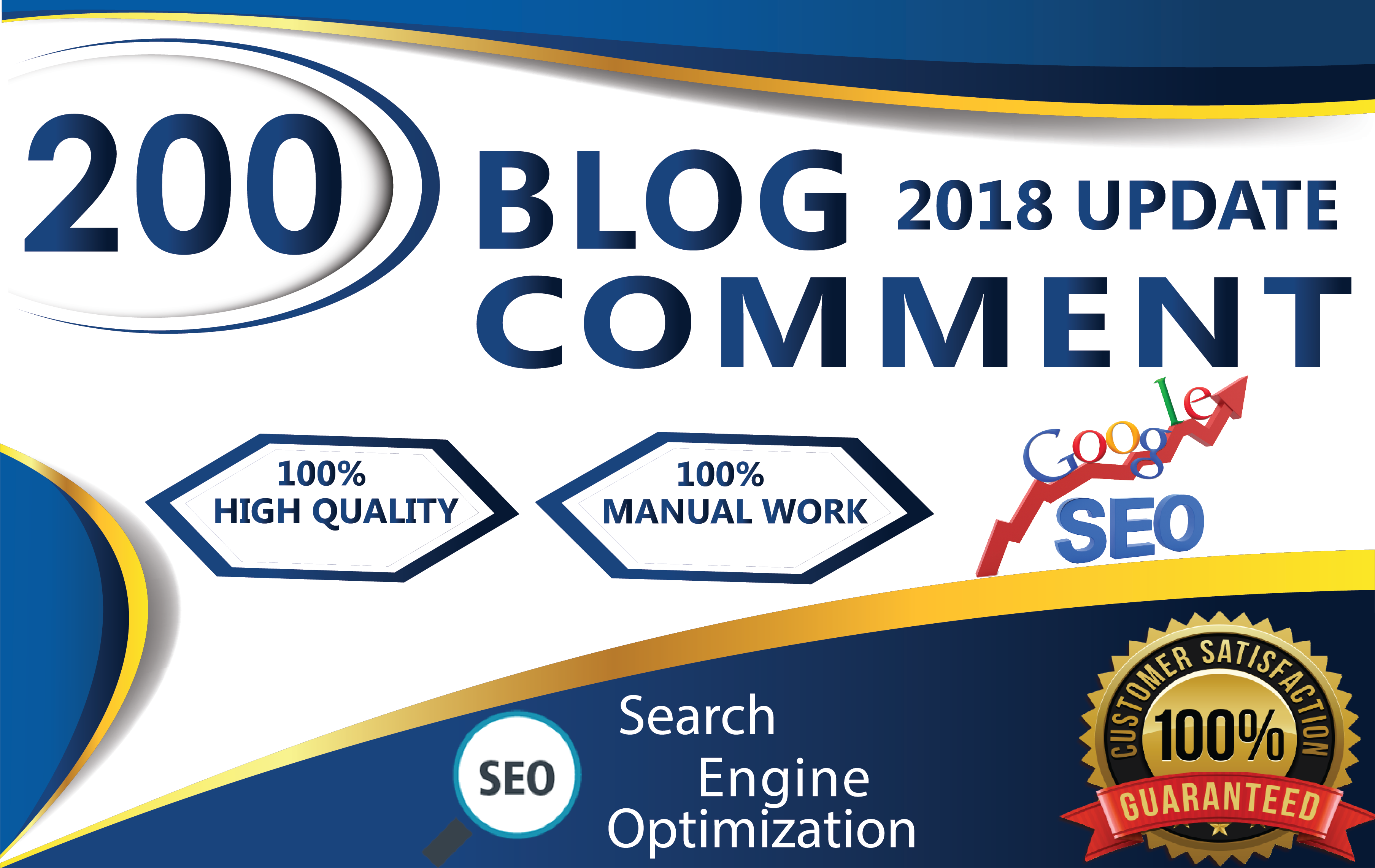 i will 200 unique domain dofollow blogcomment backlinks DA 40 plus low spam scorre