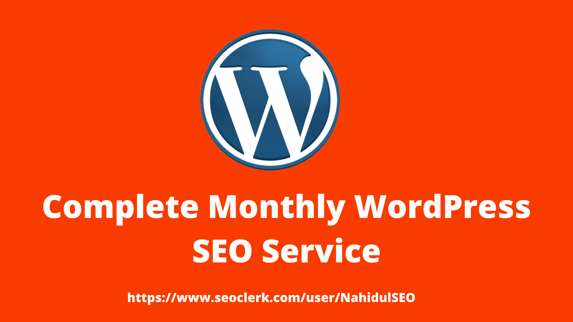 I will elevate your ranking,  monthly SEO services