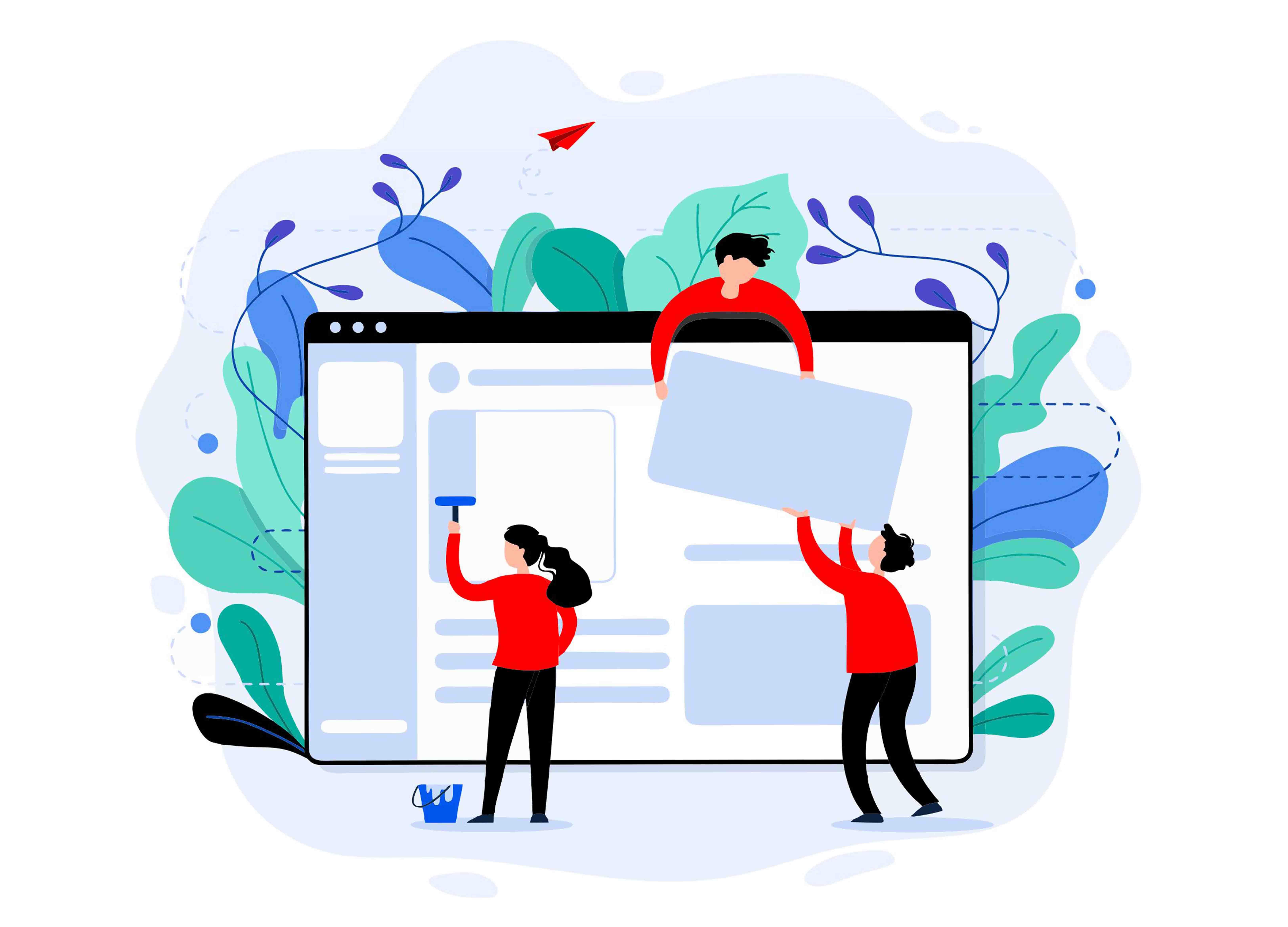 Website Design & Development CMS & Responsive