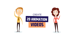 All type of creative animation