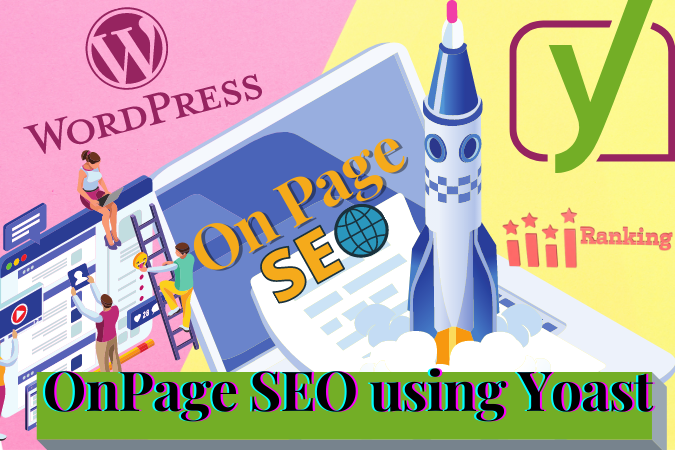 on page SEO optimization using yoast plugin in wordpress