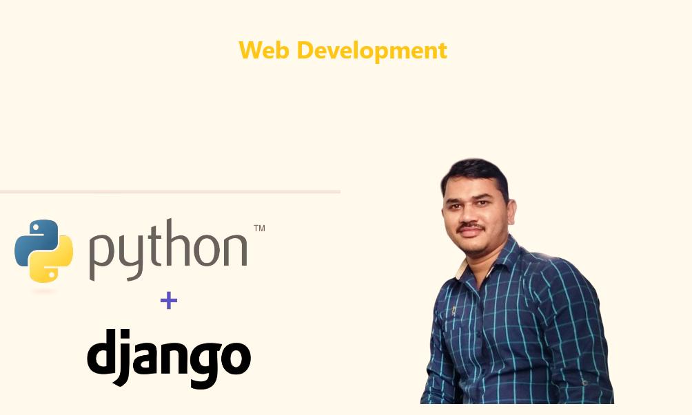 I will develop web apps using python,  Django