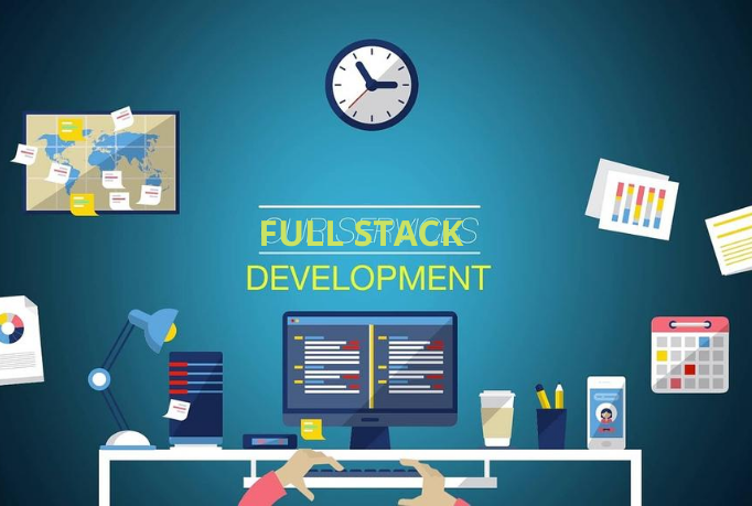 full stack web developer Backend and Frontend