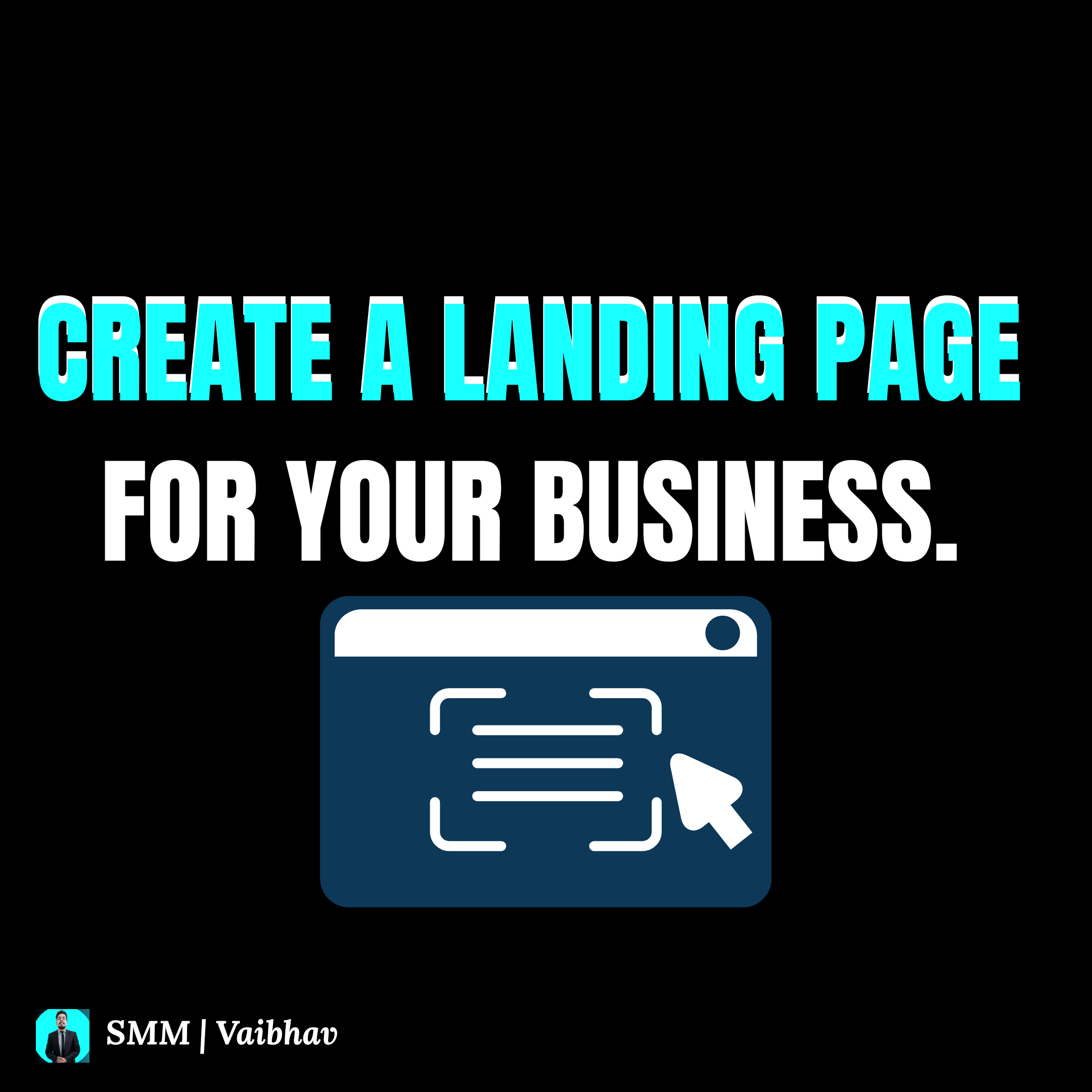 I will create beautiful landing page for your business