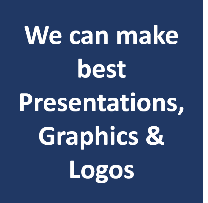 We make best presentation on any type of topic