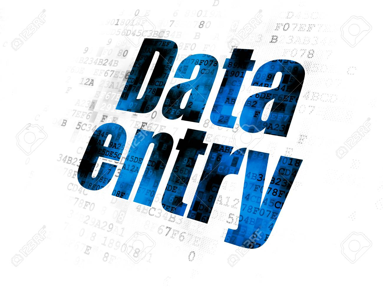 We Provide Our Services in Data entry related projects.