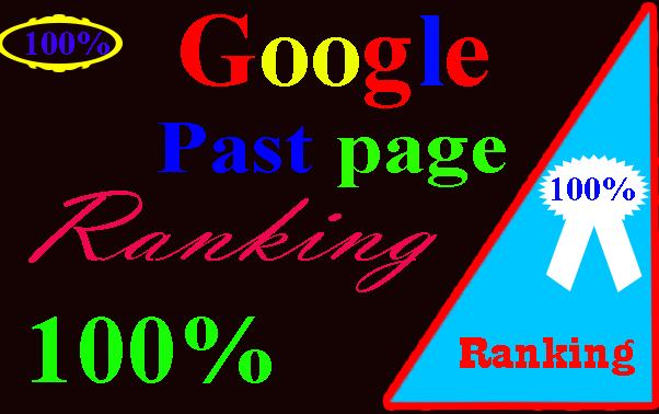 SEO optimized Google Ranking and google past page to boost your business