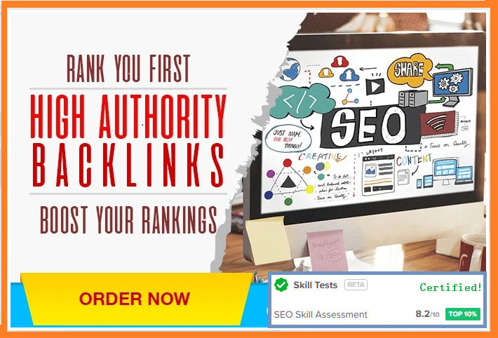I will create 350 all in one Real High PR Quality Dofollow Backlinks Package