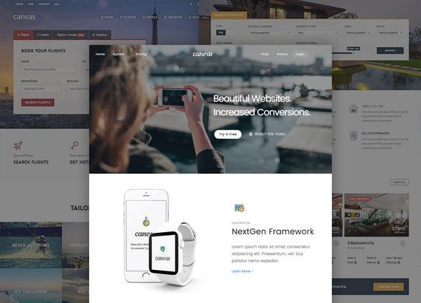 We create HTML Web Site in Short Time