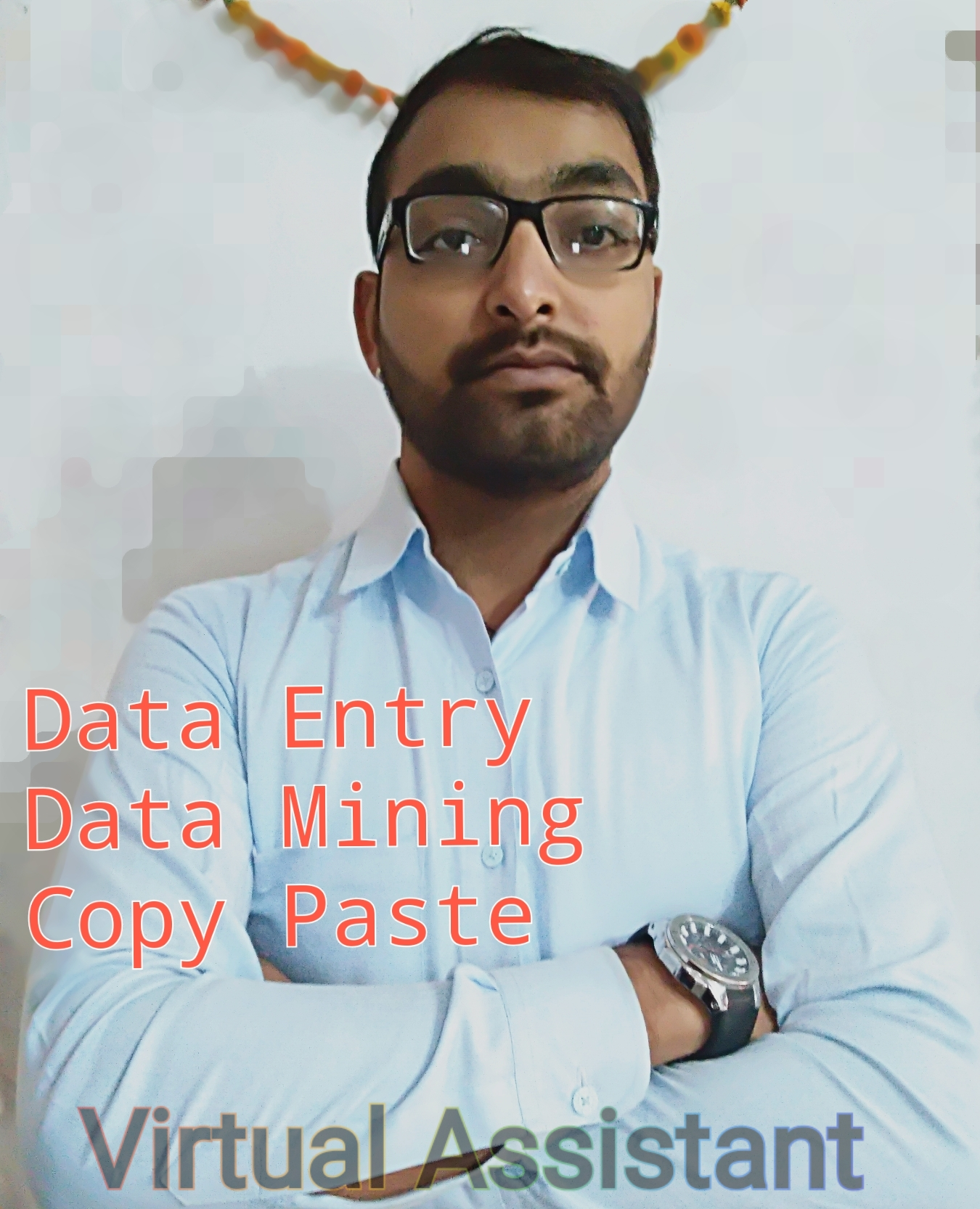 I will do Data entry, Copy Paste and Typing.