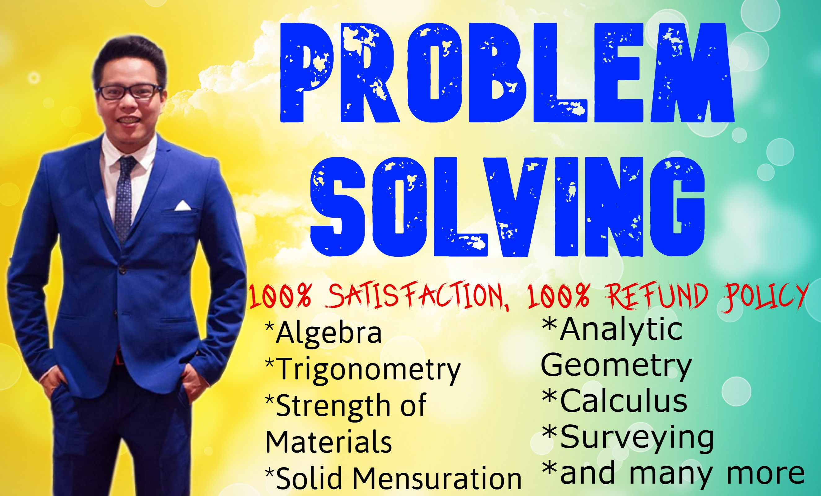 I will do mathematical problem solving