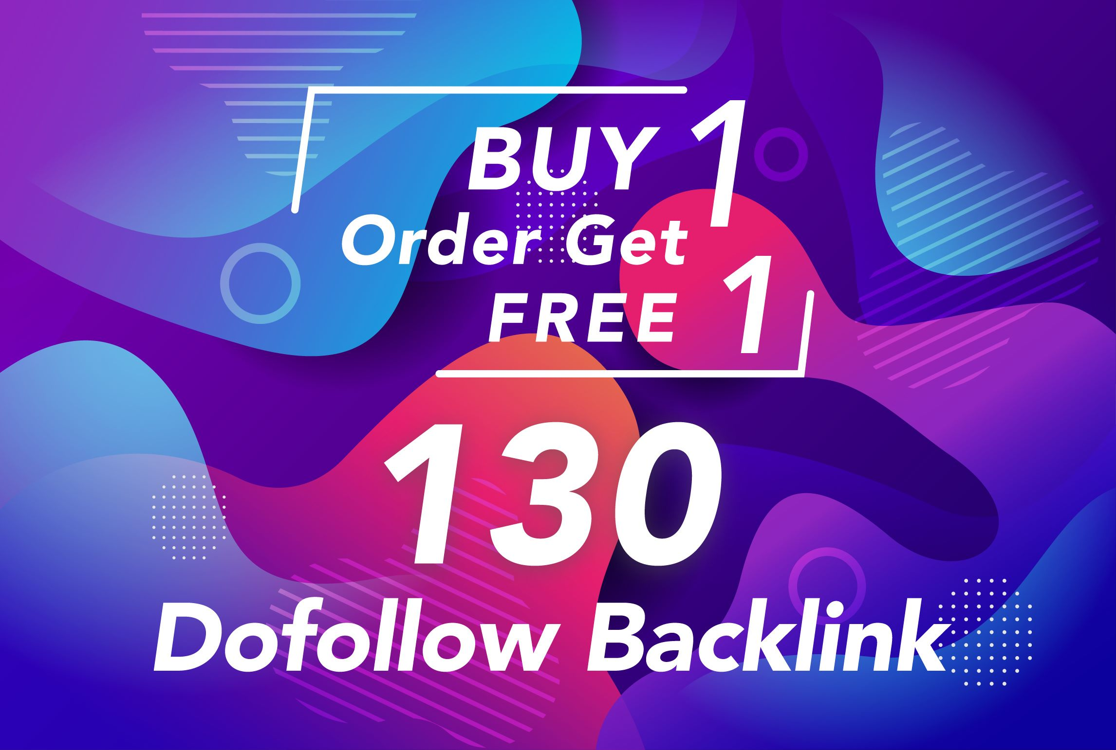I will do 130 dofollow blog comments backlinks high da pa sites