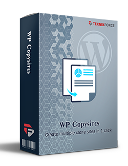 WP CopySites Original Move content from one wordpress site to another