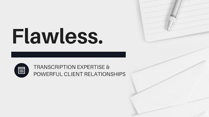 Accurate transcription services at affordable cost