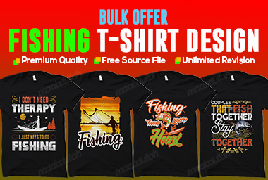 Bulk custom typography t shirt design