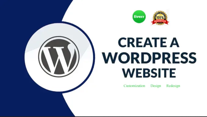 I will create wordpress website design or redesign with divi or elementor