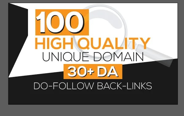 I will provide you 100 pr9 high da seo backlinks