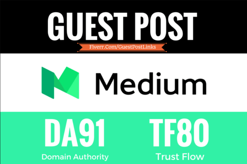 guest post on da91 medium writing + posting
