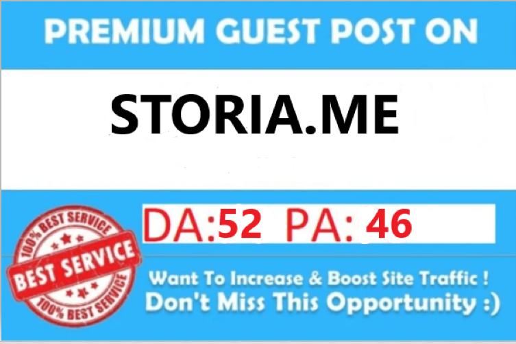 guest post on da52 storia. me writing + posting