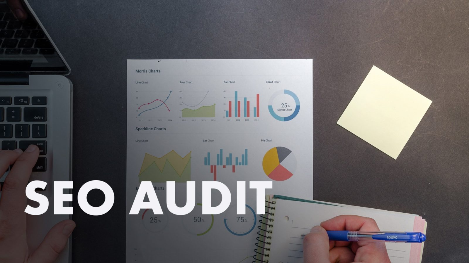 I will audit 5 pages of your website with 2 competitor analysis.