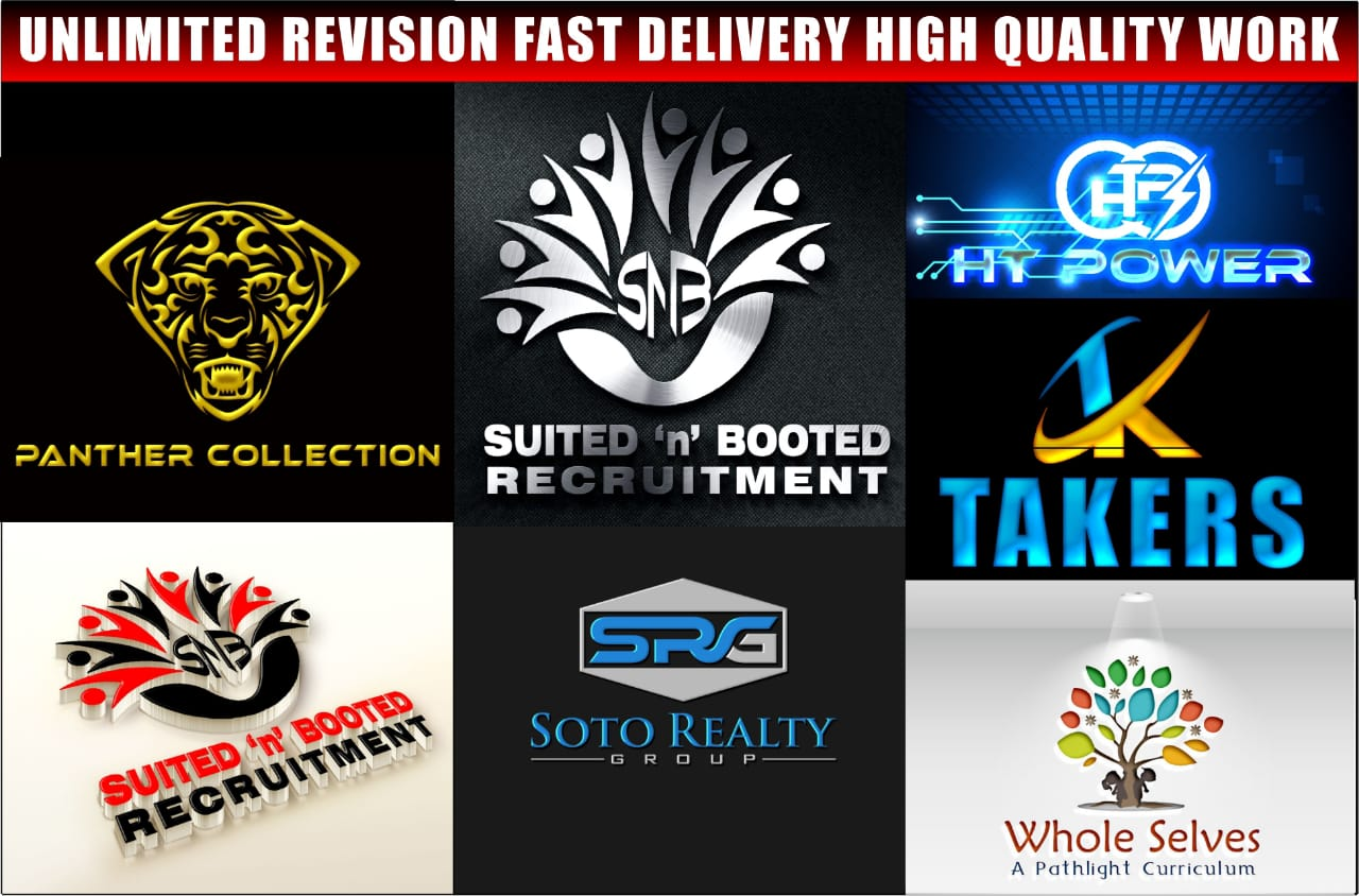 I will design a Business Logo Design in 24 hours