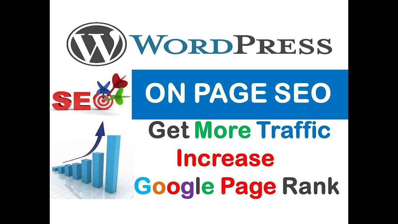 I will do Wordpress On Page SEO with Yoast SEO Plugin