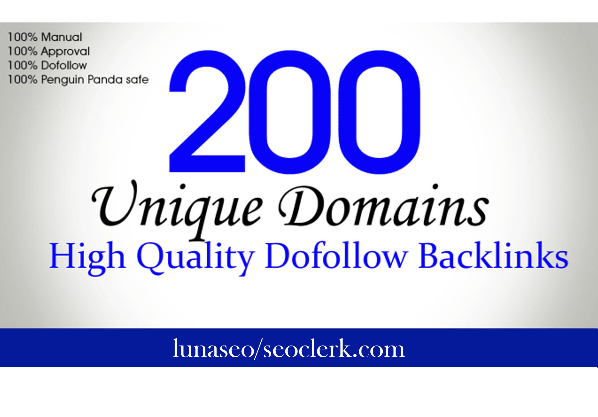 I will do manually 200 blog comment backlinks high quality