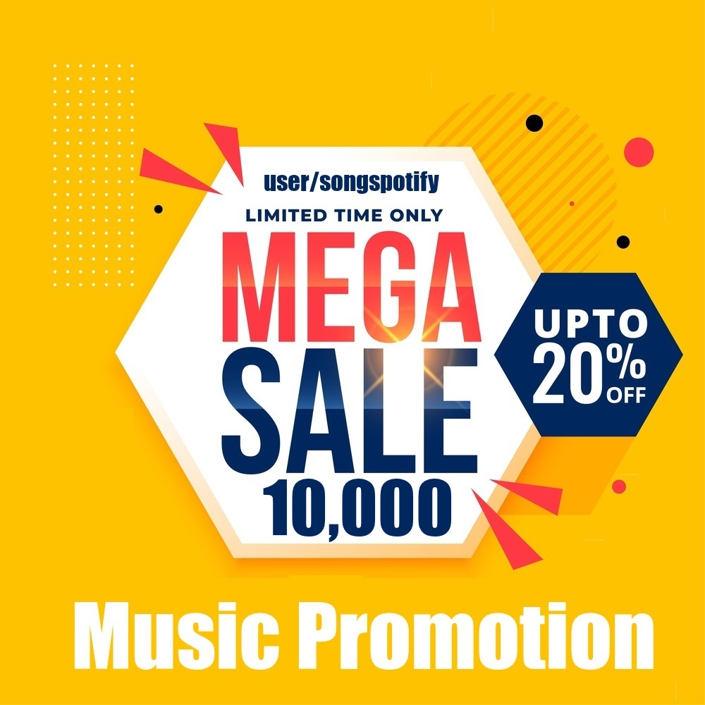 Ten Thousand Real Safe Music Promotion