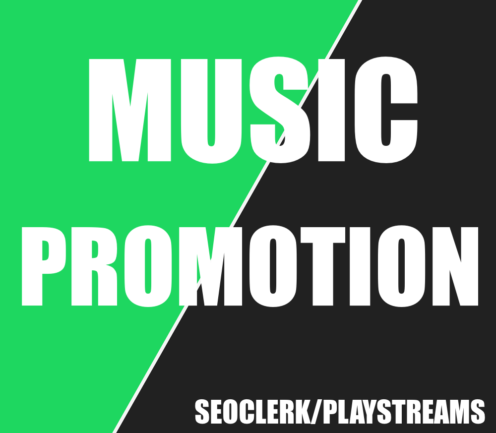 Do High Quality Streams Music Promotion