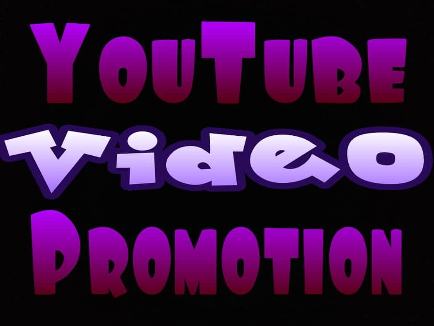 HIGH QUALITY YOUTUBE VIDEO PROMOTION VIA REAL AND ACTIVE USERS