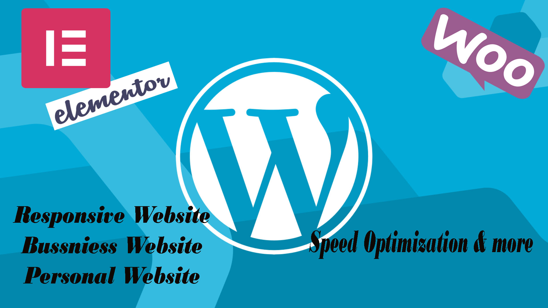 I Will Create Responsive Wordpress Website Or Blogs