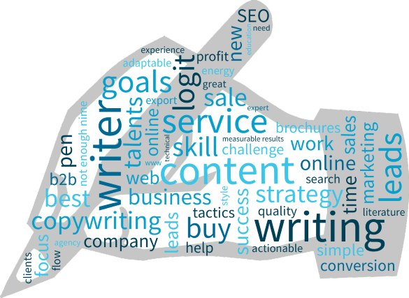 Content & Writing of articles in more than 500 words